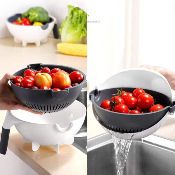 Multifunctional Veggie Cutter
