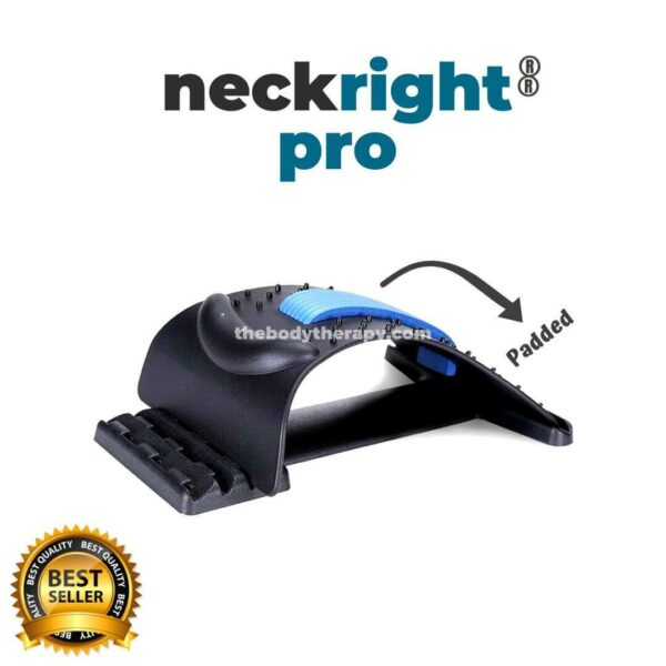 NeckRight® Official Retailer – Cervical Traction Stretcher