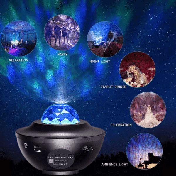 Galaxy360Pro™ Projector- Official Retailer