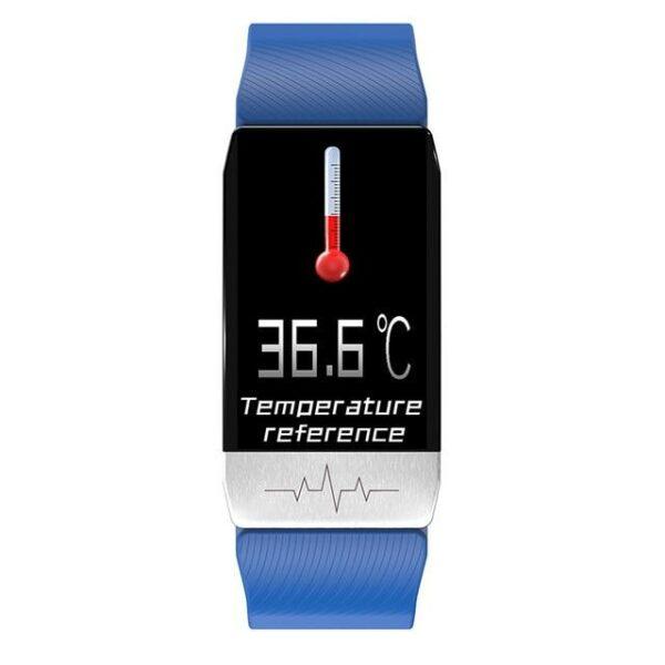 iDock Smart Pro™ Official Retailer – Temperature/ECG/Blood Oxygen/Blood Pressure