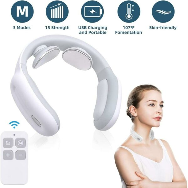 Neckhalo™ Official Retailer – Portable Neck Massager