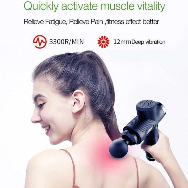 A3 Massage Pro Gun™ – Official Retailer