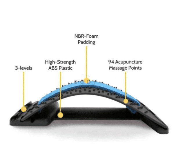 BackRight® Lumbar Relief Back Stretcher – Official Retailer