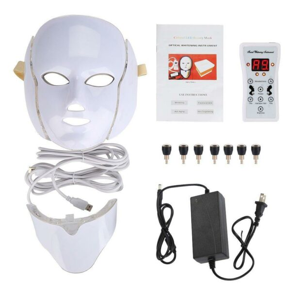 DermaLuminate™ Official Retailer- Professional Led Light Therapy Mask