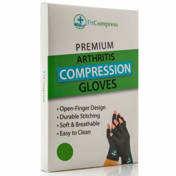 FitCompress™ Official Retailer – Premium Arthritis Compression Gloves for Men & Women
