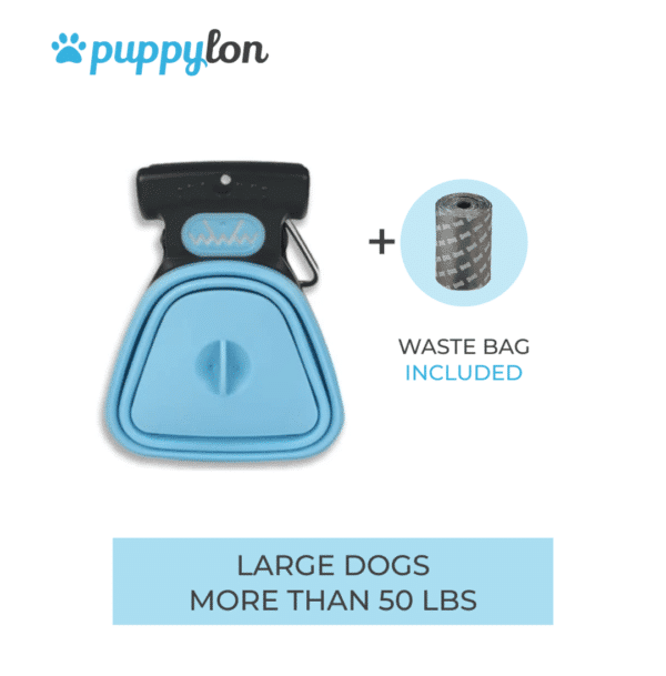 Puppylon™ Pooper Scooper (Free Waste Bags) – Official Retailer