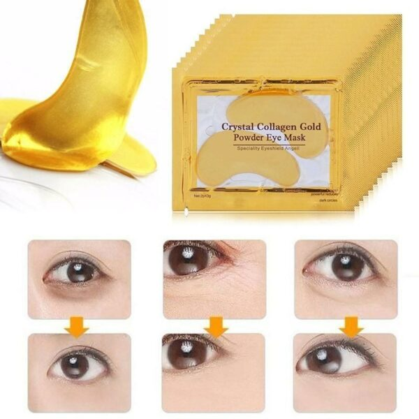 Gold Collagen Eye Mask (20 Pieces)