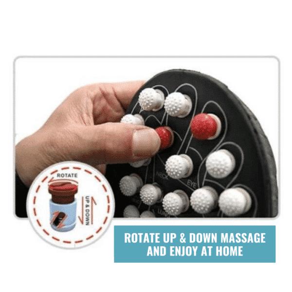 HealFeet™ Foot Massage Slippers – Official Retailer