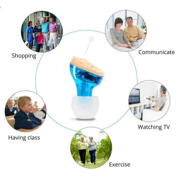 HearTech Labs™ Official Retailer – Invisible Hearing Aid