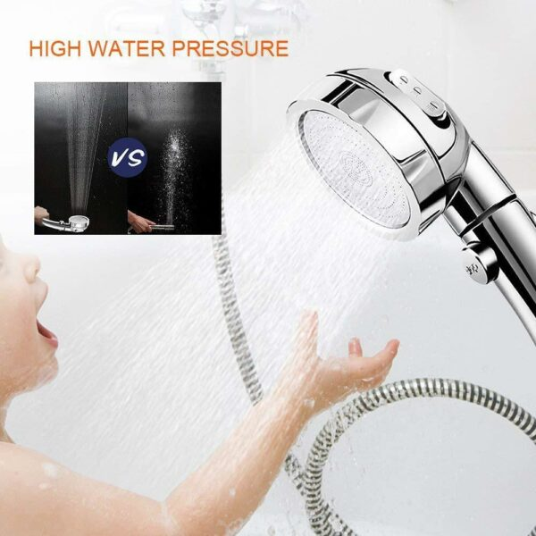Joluko™ Ionic High-Pressure Showerhead – Official Retailer