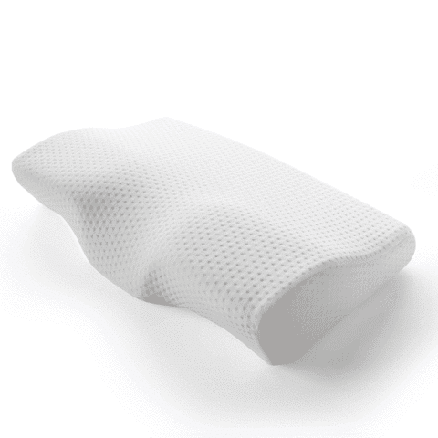 Rovia™ Official Retailer – Contoured Cervical Orthopedic Pillow