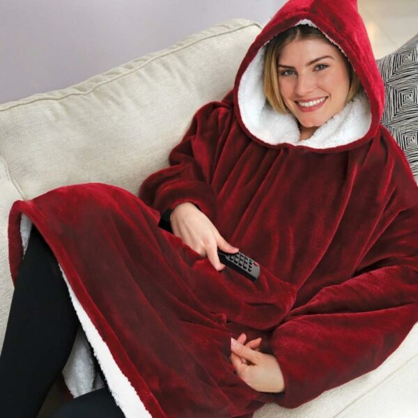 The Comfy Blanket Sweatshirt – Official Retailer