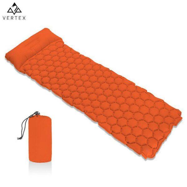 The Vertex® Mattress – Official Retailer – Sunshine Orange