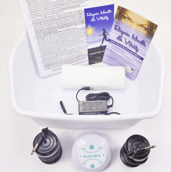 Ionicca OptimaDetox Footbath™️ – Official Retailer