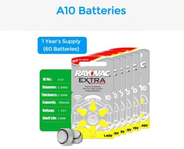 A10 Battery Packs – Official Retailer