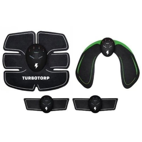 Turbotorp™ Official Retailer – Electric Muscle Stimulator – Ems Set