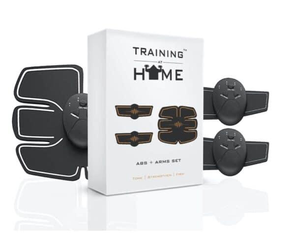 Powerpads™ Ems Trainer – Official Retailer – Abs + Legs