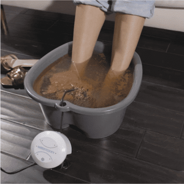 Mr. Detoxify™ Official Retailer – Ionic Detox Foot Spa At Home