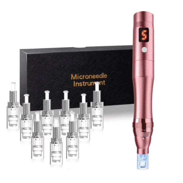 Everbelle™ Official Retailer – Nano Microneedling Pen + Led Therapy