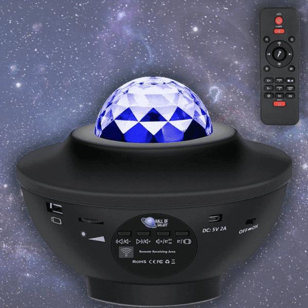 Nebulonix® Official Retailer – 360 Galaxy Projector