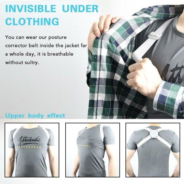Bodifyposture™ Official Retailer – Adjustable Smart Posture Corrector