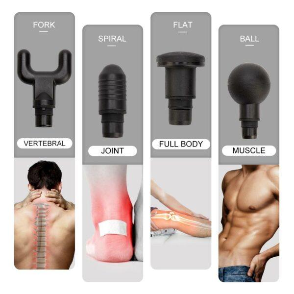 Chirelief™ Smart Muscle Massager – Official Retailer