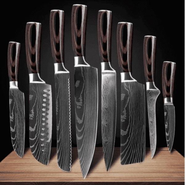 Kogami™ Official Retailer – Steel Kitchen Knives
