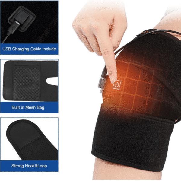 Kneebuddy™ Thermal Wrap – Official Retailer