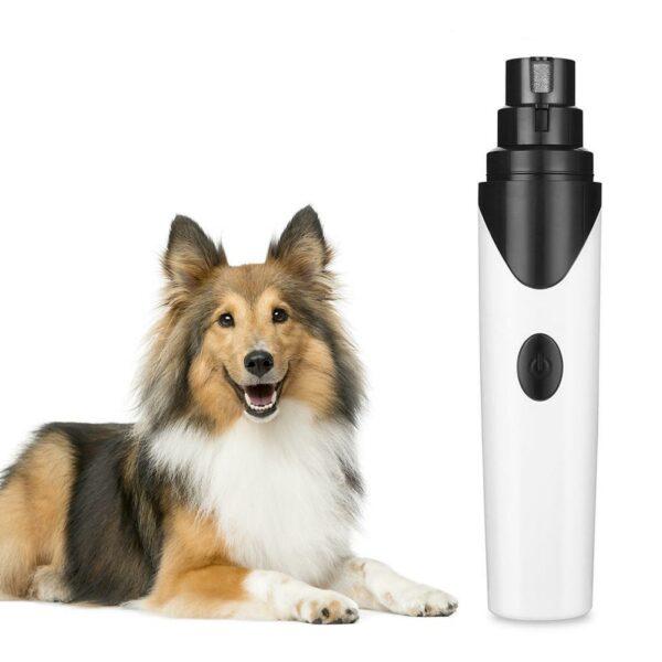 Soft Pet Paws™ Official Retailer – Rechargeable Pet Nail Grinder