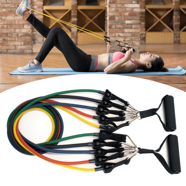 Spartan Pro™ Resistance Band System – Official Retailer