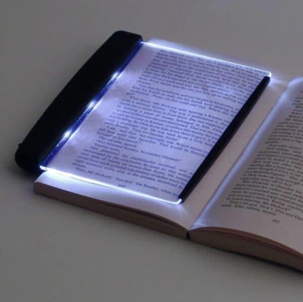 Wordglo™ Official Retailer – Premium Reading Lamp & Bookmark