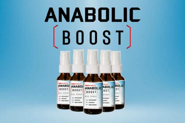 anabolic boost™ – #1 bodybuilding supplement