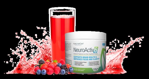 neuroactiv6™ – #1 brain and energy support supplement
