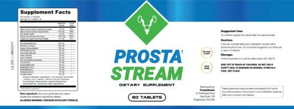 prostastream™ – #1 prostate health support