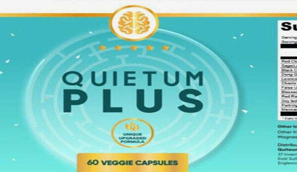 quietum plus™ – #1 hearing support supplement