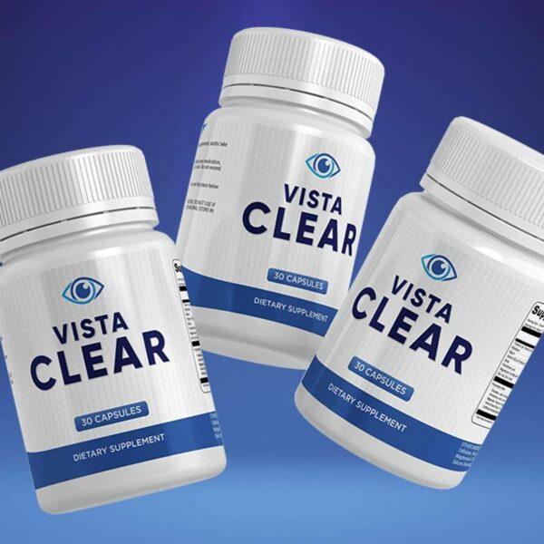 vista clear™ – #1 eye health supplement